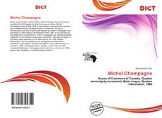 Bookcover of Michel Champagne