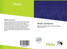 Portada del libro de Media Composer