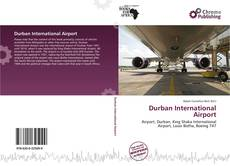 Durban International Airport kitap kapağı