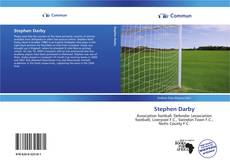 Bookcover of Stephen Darby