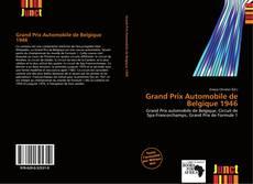 Couverture de Grand Prix Automobile de Belgique 1946