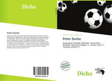Couverture de Peter Darke