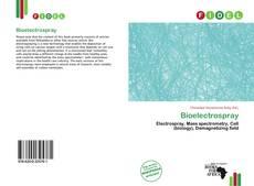 Buchcover von Bioelectrospray