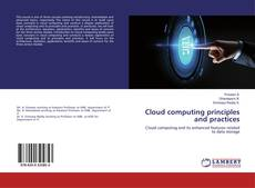 Bookcover of Cloud computing principles and practices