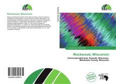 Portada del libro de Rockwood, Wisconsin