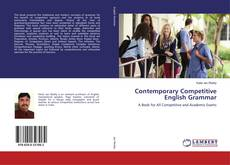 Обложка Contemporary Competitive English Grammar