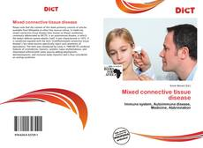 Bookcover of Mixed connective tissue disease
