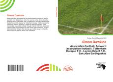 Bookcover of Simon Dawkins