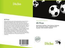 Capa do livro de AS Pirae