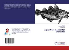 Couverture de A practical manual for chordates