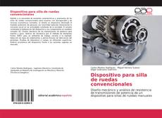 Capa do livro de Dispositivo para silla de ruedas convencionales