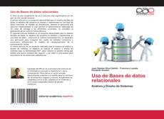 Bookcover of Uso de Bases de datos relacionales