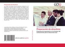 Borítókép a  Preparación de directivos - hoz