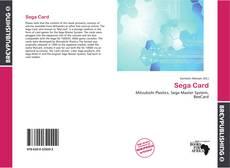 Sega Card kitap kapağı