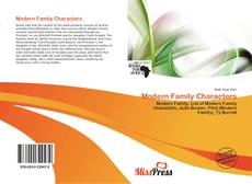 Bookcover of Modern Family Characters