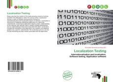Borítókép a  Localization Testing - hoz