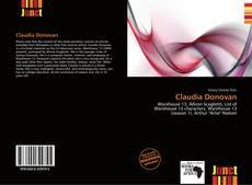 Claudia Donovan kitap kapağı