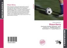 Portada del libro de Shaun Derry