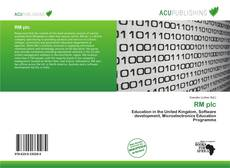 Bookcover of RM plc