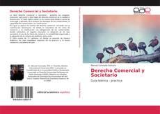 Derecho Comercial y Societario kitap kapağı