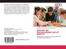 Estudio de Personalidad con el NEO-PI kitap kapağı