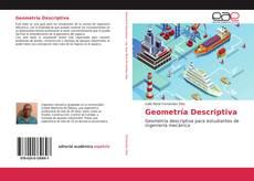 Portada del libro de Geometría Descriptiva
