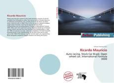 Ricardo Maurício kitap kapağı