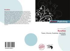 Bookcover of Rusellae