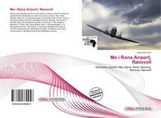 Portada del libro de Mo i Rana Airport, Røssvoll