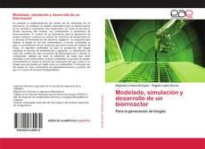 Capa do livro de Modelado, simulación y desarrollo de un biorreactor