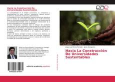 Buchcover von Hacia La Construcción De Universidades Sustentables