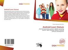 Portada del libro de Android Lawn Statues