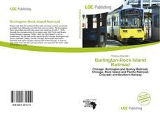 Burlington-Rock Island Railroad kitap kapağı