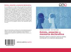 Estrés, emoción y memoria declarativa kitap kapağı