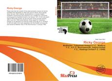 Bookcover of Ricky George