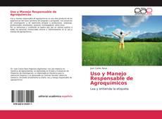 Buchcover von Uso y Manejo Responsable de Agroquímicos