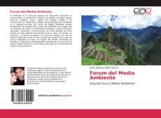 Borítókép a  Forum del Medio Ambiente - hoz
