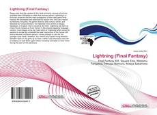 Bookcover of Lightning (Final Fantasy)