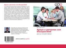 Bookcover of Apoyo a personas con discapacidad