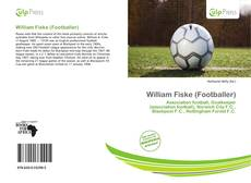 Buchcover von William Fiske (Footballer)