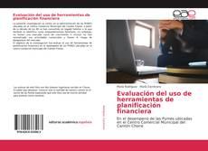 Buchcover von Evaluación del uso de herramientas de planificación financiera