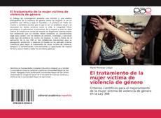 Bookcover of El tratamiento de la mujer víctima de violencia de género