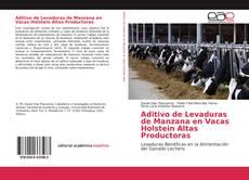 Buchcover von Aditivo de Levaduras de Manzana en Vacas Holstein Altas Productoras