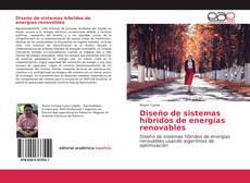 Buchcover von Diseño de sistemas híbridos de energías renovables