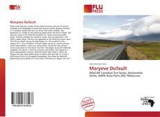 Capa do livro de Maryeve Dufault