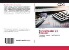 Bookcover of Fundamentos de finanzas