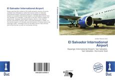 El Salvador International Airport kitap kapağı