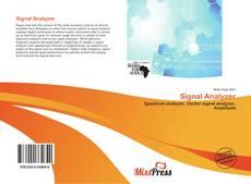 Signal Analyzer kitap kapağı