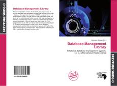 Bookcover of Database Management Library
