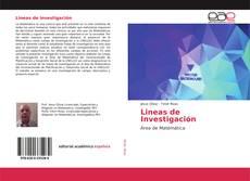 Copertina di Lineas de Investigación